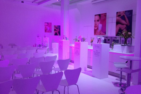 theater + product launch - Beauty